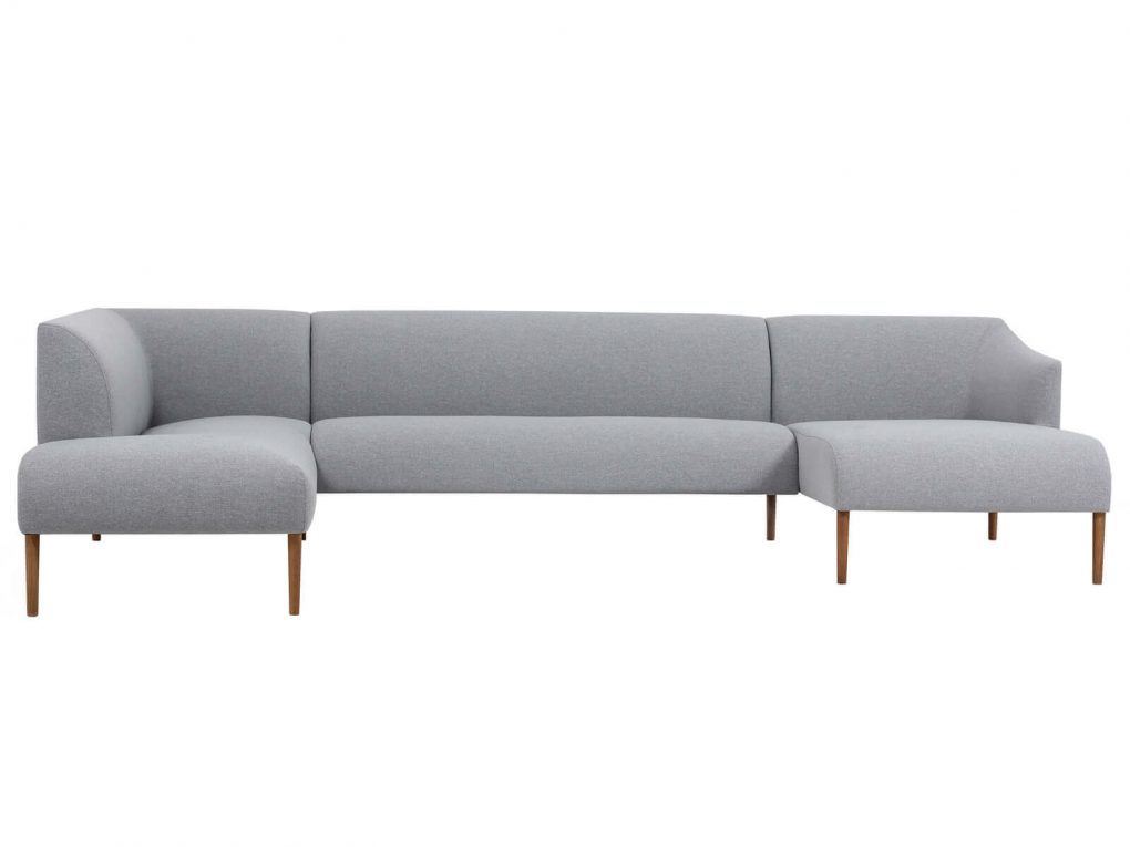 Finesse Sessa open end corner with chaiselongue