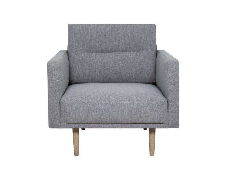 Larvik armchair