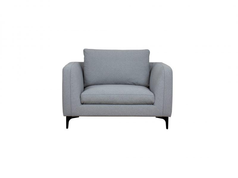 Decrux armchair